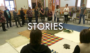 Reconciliation & Other Grant Stories