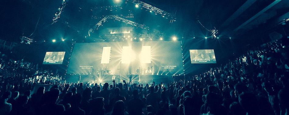 CHIC 2018 worship gathering